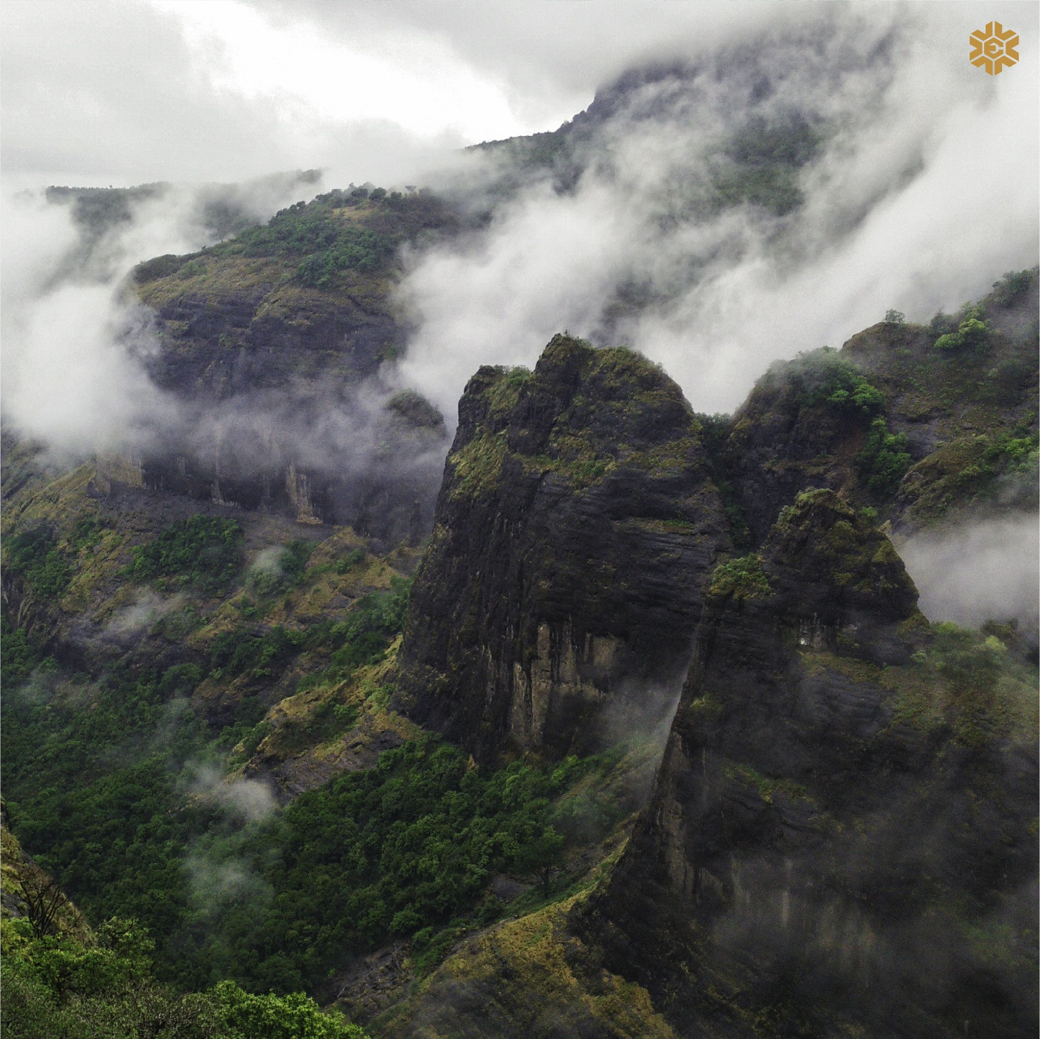 Monsoon Weekend Getaways near Pune